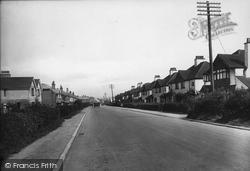 Stoughton, Aldershot Road 1925