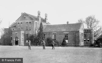 Stoughton, Barracks Hospital 1903