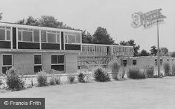 Headquarters Of The Wrac Depot And Training Centre c.1955, Stoughton