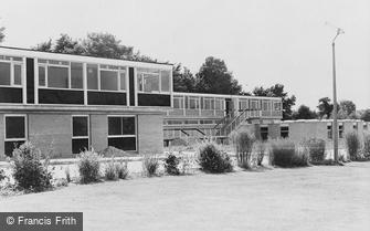 Stoughton, Headquarters of the WRAC Depot and Training Centre c1955