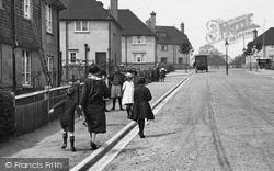 Stoughton, People, Shepherd's Hill 1925