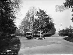 Stoughton, Rydes Hill 1925