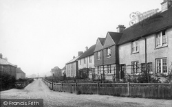 Stoughton, Shepherd's Hill 1925