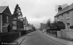 Stoughton, Stoughton Road 1925
