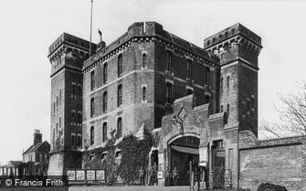 Stoughton, the Barracks 1903