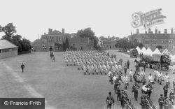 Stoughton, The Barracks 1906