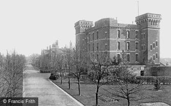 Stoughton, the Keep and Officers' Mess 1903