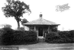 Stoughton, The Round House 1908