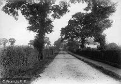 Stoughton, Vicarage Lane 1908