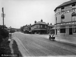 Stoughton, Worplesdon Road 1925