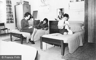 Stoughton, WRAC, a Room for Four c1955