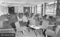 Wrac, The Junior Ranks Recreation Room c.1955, Stoughton