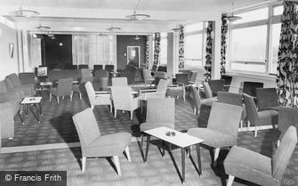 Stoughton, WRAC, the Junior Ranks Recreation Room c1955