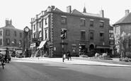 Stourbridge, Clock Tower c1955