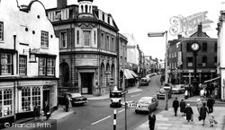 Stourbridge, High Street 1967
