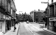 Stourbridge, Lower High Street c1965