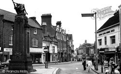Stourbridge, War Memorial 1967