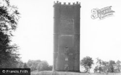 Stourhead, King Alfred's Tower c.1955