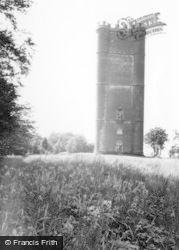 Stourhead, King Alfred's Tower c.1960