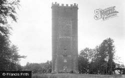 Stourhead, King Alfred's Tower c.1965