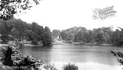Stourhead, Pleasure Gardens c.1965