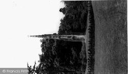 Stourhead, Pleasure Gardens, The Bristol Cross c.1965