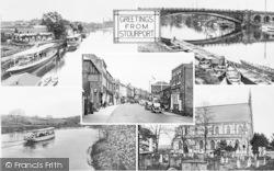 Stourport-on-Severn, Composite c.1960