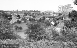 Stourport-on-Severn, General View c.1960