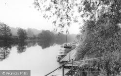 Stourport-on-Severn, Lincoln Locks c.1965