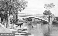 Stourport-on-Severn, Severnside c.1965