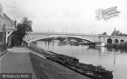 Stourport-on-Severn, The Bridge c.1938