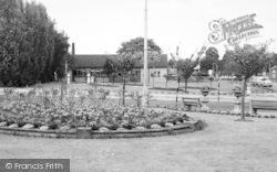 Stourport-on-Severn, The Gardens c.1960