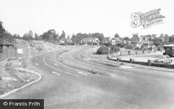 Stourton, Main Road c.1960