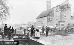 Stourton, Stewponey Lock c.1900