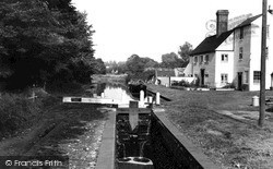 Stourton, Stewpony Lock c.1960