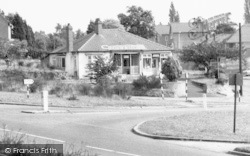 Stourton, Stores And Cafe c.1960