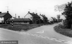 Stow Corner c.1965, Stow Bridge