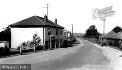 The Village c.1965, Stow Bridge