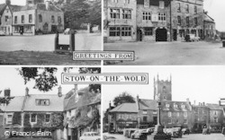 Stow-on-The-Wold, Composite c.1960