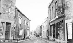 Stow-on-The-Wold, Digbeth Street c.1960