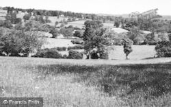 Stow-on-The-Wold, Distant View c.1960