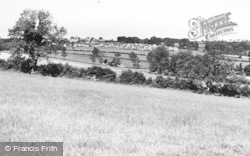 Stow-on-The-Wold, From A Distance c.1960