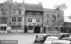 Stow-on-The-Wold, King's Arms Hotel c.1955