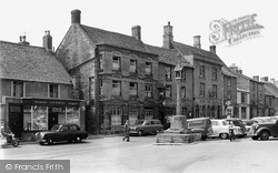 Stow-on-The-Wold, The Market Cross 1961