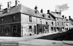 Stow-on-The-Wold, The Post Office c.1955