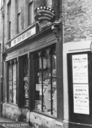 Stow-on-The-Wold, The Stow Gift Shop c.1960