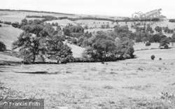 Stow-on-The-Wold, The Valley c.1960