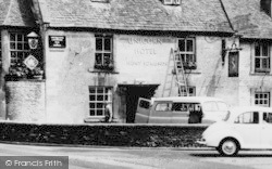 Stow-on-The-Wold, Unicorn Hotel 1961
