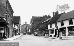 Bury Street c.1950, Stowmarket