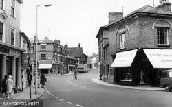 Bury Street c.1960, Stowmarket